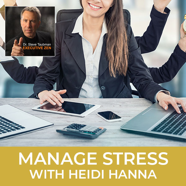 Manage Stress with Heidi Hanna